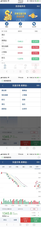 Yii2.0框架点位盘货币交易微交易金融理财网站系统源码-爱资源分享