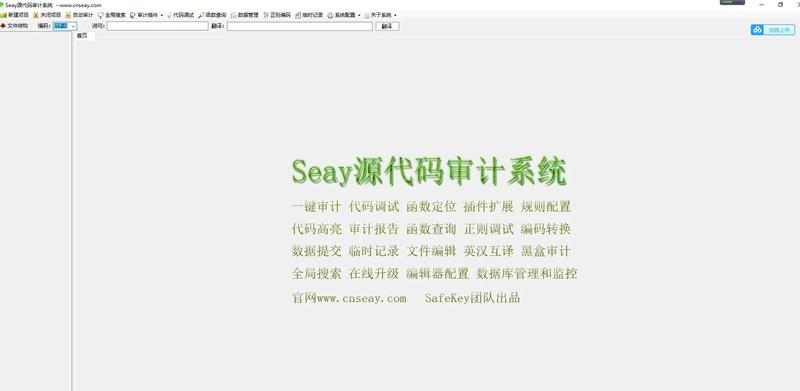 【PC】SEAY代码审计去后门清马系统程序-爱资源分享